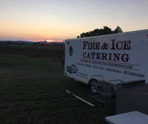 Catering the Woodchuck Ciderstock Concert