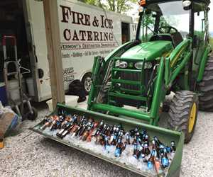 Let us do the heavy lifting for your catered event!